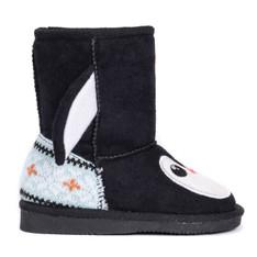 Kid's Penguin Fabric Boot
