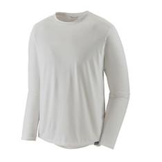 Men's Long-Sleeved Cap Cool Daily Shirt